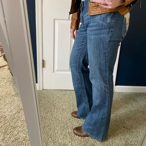 Candie's Flare Jeans Y2K Size 9
